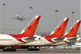Air India suspends all flight bookings for April