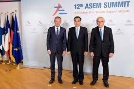 Europe & Asia becomes global partners to fight challenges at ASEM Summit