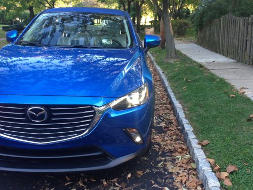 I drove a $28,500 Mazda CX-3 to see if the compact SUV is really the perfect first car - here's the verdict