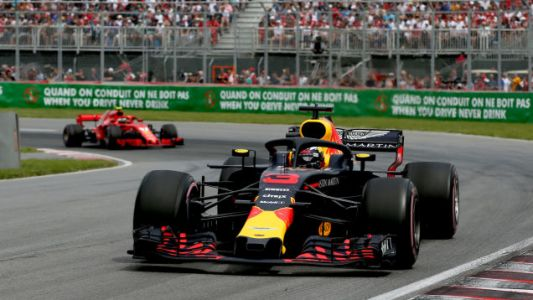 Red Bull Racing Will Switch To The Notorious Honda F1 Engines Next Year