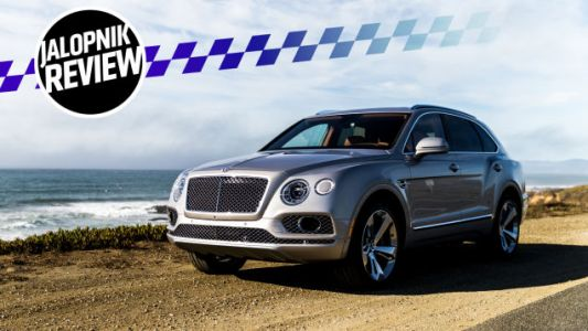 The 2019 Bentley Bentayga V8 Is the Most Opulent Way to Haul Your Stuff at 180 MPH