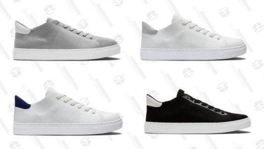 Get a Pair of Greats' Royale Knit Sneakers For $59, a Great Price