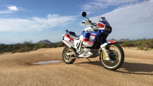 The Wide Open Desert is Calling My Name, And I Need This Bike to Answer it