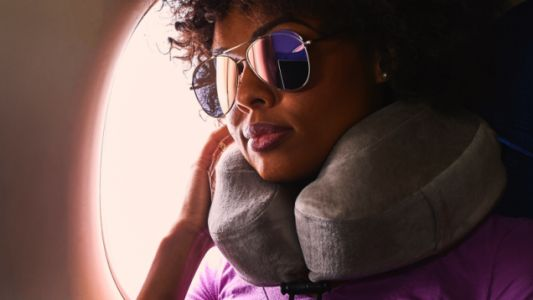 Make Flying Slightly Less Terrible With 25% Off Our Readers' Favorite Travel Pillow