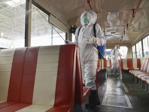 North Korea has yet to officially report any coronavirus cases. But it just quarantined 380 foreigners