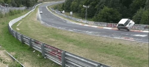 Is There A Better Nürburgring Save Than This? Probably Not