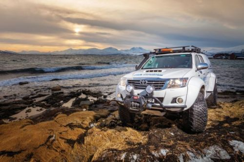 Off the Map Travel Launches Arctic Circle Expedition