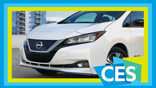 2019 Nissan LEAF e-plus Announced at CES 2019. Here's What You Need To Know
