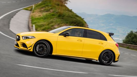 2019 Mercedes-AMG A35: Benz's New Hot Hatch Has Toys for Your Next Track Day