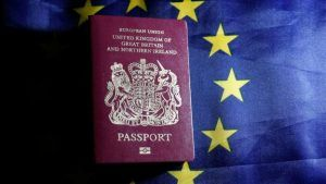 Officials predicts new 300,000 Irish passport requests from UK