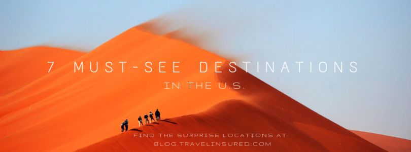 7 Surprising Must-See Destinations in the US