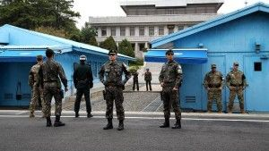 Tourists travelling to Korean border rises after peace summit