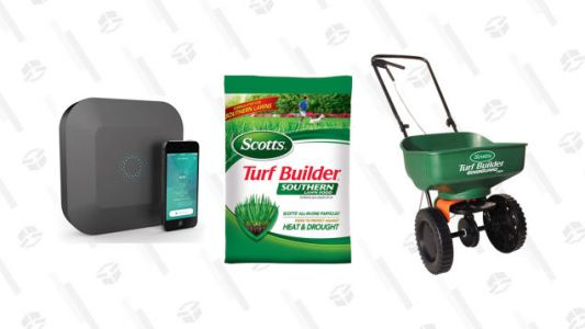 Save That Sunburnt Yard With up to 65% off Scotts Lawn Care Products