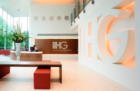 IHG Hotels & Resorts reports signs of gradual recover over first quarter