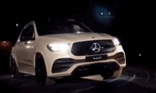 The New Mercedes-Benz GLE Will Beat You at Just Dance and Tell All of Your Friends About It