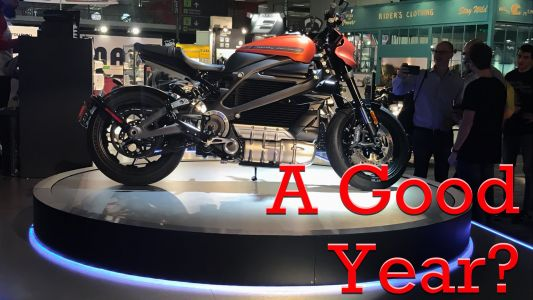 Why 2019 Might Be Revolutionary For Electric Motorcycles