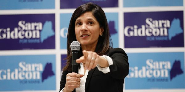 What you need to know about Maine's US Senate election between Susan Collins and Sara Gideon