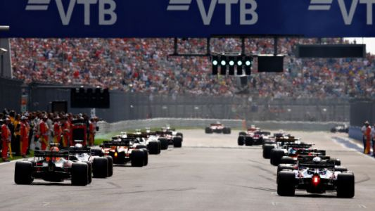 F1 Could Change Its Qualifying Format Next Year to Make Things Less Predictable