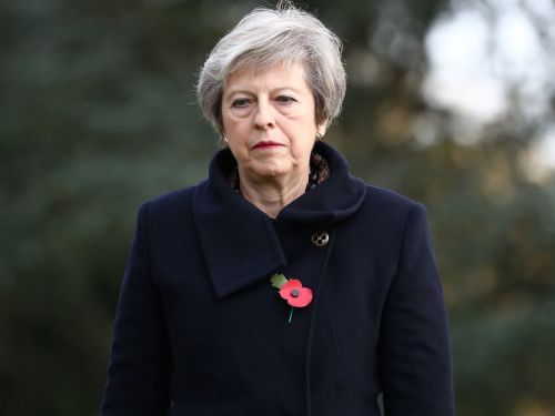 Theresa May's Brexit deal is being declared dead before it has even been born
