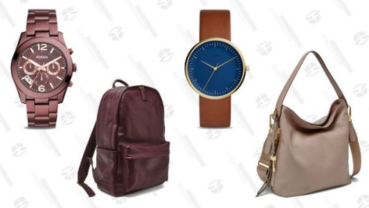 Dig Up Deals on Clearance at Fossil's Semi-Annual Sale