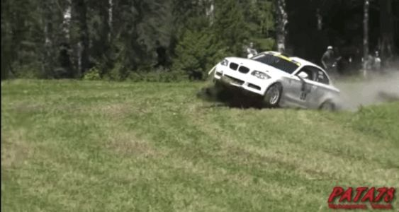 I Will Never Love Finnish Rally Crashes as Much as Finnish People Love Finnish Rally Crashes