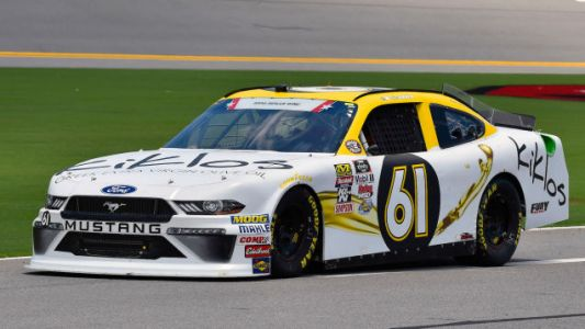 How a Decade-Old Car That Wasn't Supposed to Race Did Shockingly Well in NASCAR
