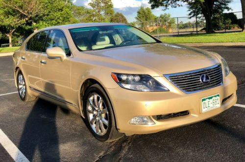 At $20,000, Could This 2008 Lexus LS600h L Hybrid Turn You Into A Limousine Liberal?