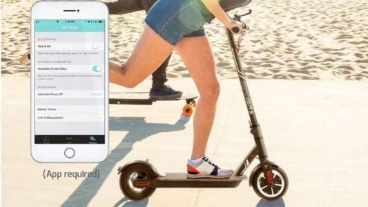 Don't Give Your Scooter Money to Silicon Valley.Buy Your Own For $271