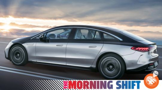 Mercedes Is Getting Ready To Say Goodbye To Internal Combustion Engines