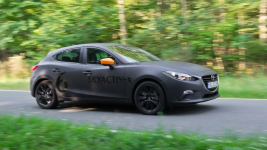Here's Why the 2019 Mazda 3 Doesn't Have the 'Holy Grail' Skyactiv-X Engine Yet