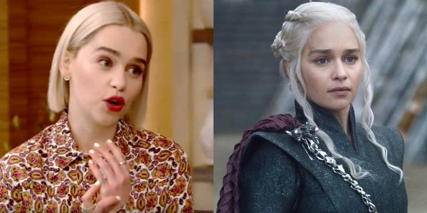 Emilia Clarke reveals she's getting a 'Game of Thrones' dragon tattoo to remember the show