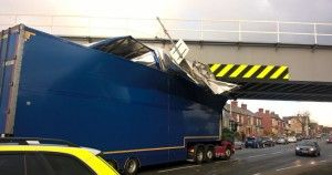 HGV drivers targeted in bridge strikes campaign