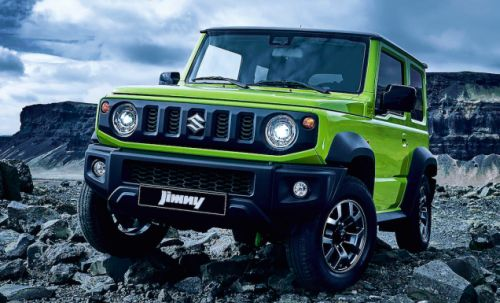 The Awesome New Suzuki Jimny Is Getting the Credit It Deserves in the Form of 'Staggering' Demand