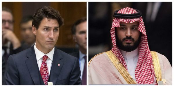 The full timeline of Canada and Saudi Arabia's escalating feud over jailed human rights activists