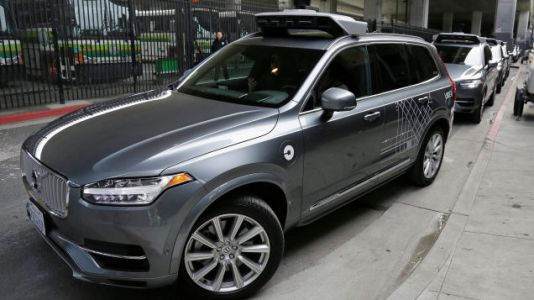 Uber's Autonomous Car Had Six Seconds To Prevent Fatal Crash But Failed To Act: Feds