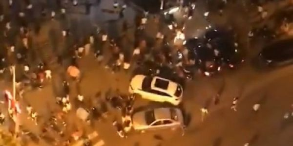 At least 11 killed and dozens injured in southern China after suspected convict drives SUV into crowded square