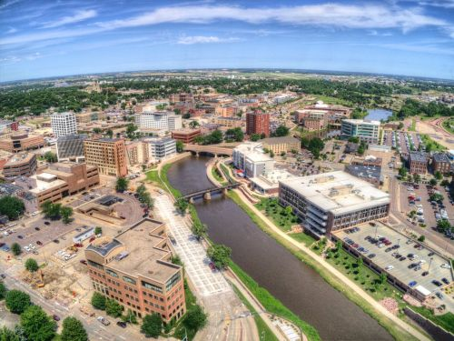 The top city for young professionals who want to make more money, live cheaply, and have fun in 2018 is in South Dakota