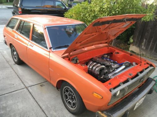 At $7,000, Could This KA24DE-Swapped 1975 Datsun 710 Be Your Throwback Throw Down?