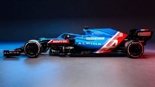Formula One's 2021 Liveries, Ranked