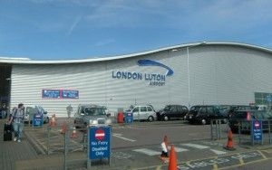 Luton Airport opened by transport secretary after £160 million upgradation