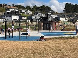Millwater new park a great hit with families