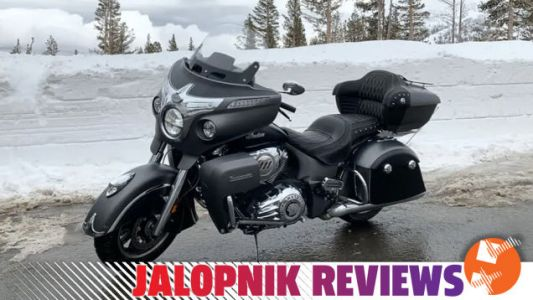 The 2019 Indian Roadmaster is a Great Two-Wheeled Car
