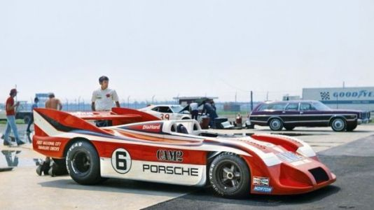 Now That Porsche's Retired LMP1 Car Owns The Nürburgring Lap Record, It Needs to Go to Talladega