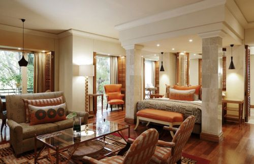 Luxury Lodging in Johannesburg