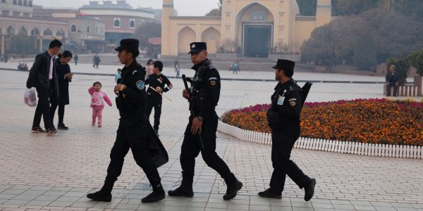 China reportedly detained a man for terrorist charges after he set his watch 2 hours behind Beijing time