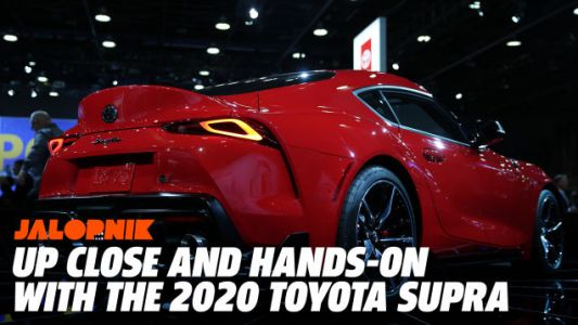Let's Take a Video Tour of the New 2020 Toyota Supra