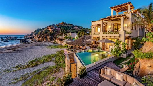 Does Your Dream Vacay Home Rock Pool or Beach Vibes? These 9 Stunners Will Help You Decide