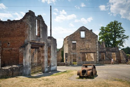 Oradour-sur-Glane, France: Remember