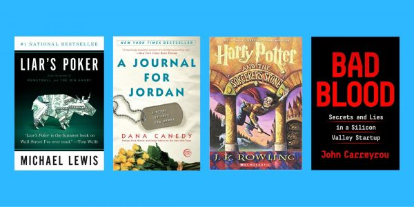 11 books Wall Streeters think everyone should read