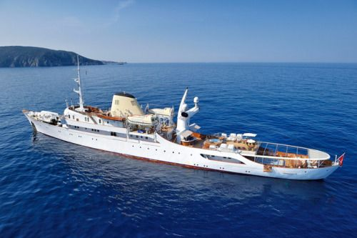 Old-World Glamour Meets New-Age Sophistication Onboard Legendary